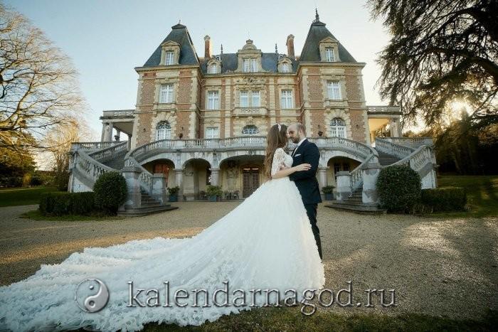 Благоприятные дни для свадьбы в феврале 2022 года
