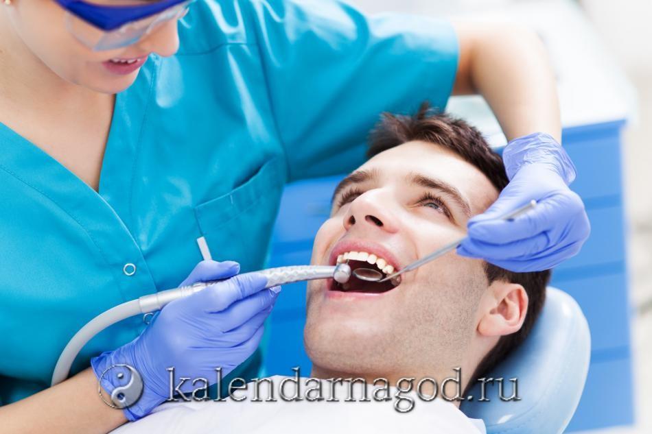 Благоприятные дни для лечения зубов в феврале 2022 года