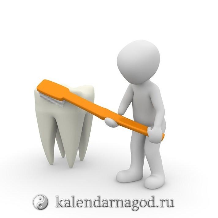 Лечение и удаление зубов по лунному календарю 2019