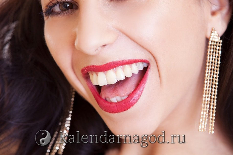 Гороскоп лечения зубов на август